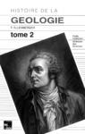 Livre numérique Histoire de la géologie Tome 2: la grande éclosion et ses prémices 1660-1810