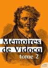 Livre numérique Mémoires de Vidocq, tome 2