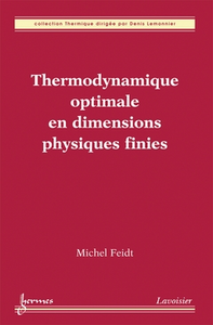 Livre numérique Thermodynamique optimale en dimensions physiques finies