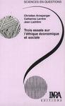 Livre numérique Trois essais sur l'éthique économique et sociale