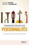 Livre numérique Manager selon les personnalités