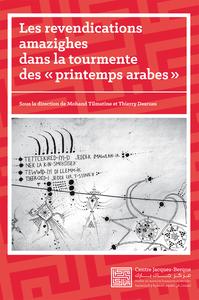 Livre numérique Les revendications amazighes dans la tourmente des «printemps arabes»