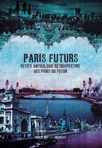 Livre numérique Paris Futurs
