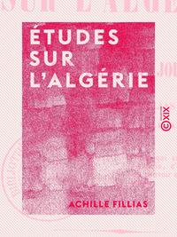 Études sur l'Algérie - Questions du jour