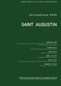8 | 2005 - Saint Augustin - Philosophique