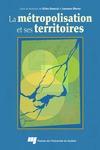 Livre numérique La métropolisation et ses territoires