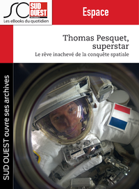 Thomas Pesquet superstar