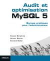 Livre numérique Audit et optimisation MySQL 5