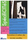 Livre numérique Spécificités N° 1. Formations et métiers des terrains sensibles