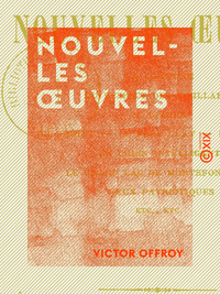 Nouvelles oeuvres