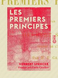 Les Premiers Principes
