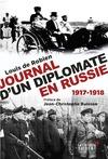 Livre numérique Journal d'un diplomate en Russie, 1917-1918