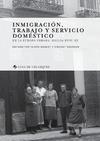 Livre numérique Inmigración, trabajo y servicio doméstico