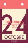 Livre numérique Chronique du 24 octobre