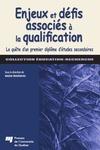 Livre numérique Enjeux et défis associés à la qualification