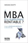 Livre numérique Le MBA est-il un investissement rentable ?