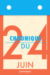 Livre numérique Chronique du 24  juin