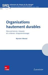 Livre numérique Organisations hautement durables