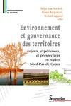Livre numérique Environnement et gouvernance des territoires