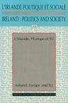 Livre numérique L'Irlande, l'Europe et 1992 / Ireland, Europe and 92