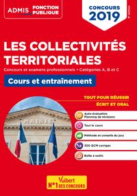 Livre numérique Les collectivités territoriales en France - Catégories A, B et C - Cours et QCM