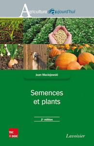 Livre numérique Semences et plants