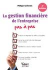 Livre numérique La gestion financière de l'entreprise Pas à pas