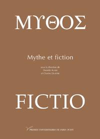 Livre numérique Mythe et fiction