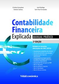 Contabilidade Financeira Explicada, Manual Prático - 2ª edição