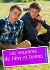 Livre numérique Les vacances de Timy et Toinou (pulp gay)