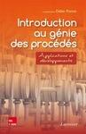 Livre numérique Introduction au génie des procédés