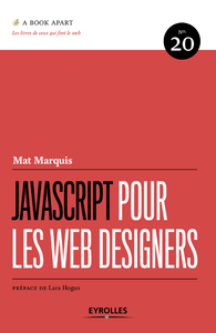 Livre numérique JavaScript pour les web designers