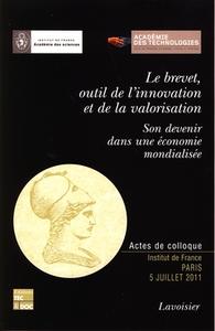Livre numérique Le brevet, outil de l'innovation et de la valorisation