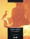 Livre numérique Conservation contre nature