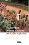 Livre numérique Peuplements anciens et actuels des forêts tropicales