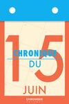 Livre numérique Chronique du 15  juin