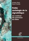 Livre numérique Petite sociologie de la signalétique