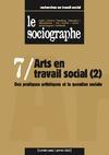 Livre numérique le Sociographe n°7 : Arts en travail social (2)