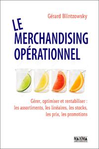 Livre numérique Le merchandising opérationnel