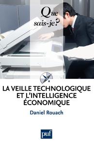 La veille technologique et l'intelligence économique, « Que sais-je ? » n° 3086
