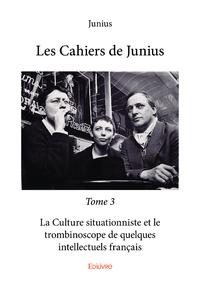 Les Cahiers de Junius - Tome 3