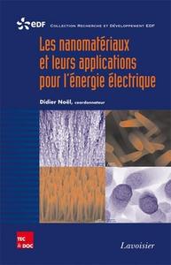 Livre numérique Les nanomatériaux et leurs applications pour l'énergie électrique