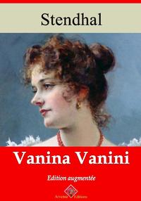 Vanina Vanini – suivi d'annexes