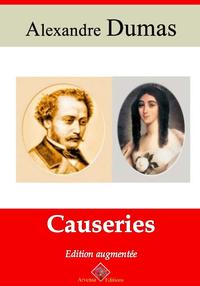 Causeries – suivi d'annexes