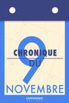 Livre numérique Chronique du 9 novembre