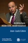 Livre numérique Architecture, modernité, modernisation