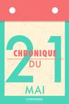 Livre numérique Chronique du 21  mai