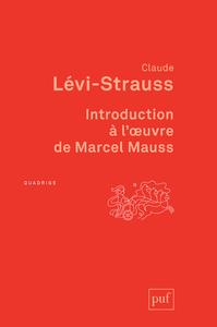 Introduction à l'?uvre de Marcel Mauss