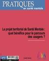 Livre numérique PSM 1-2018. Le projet territorial de Santé Mentale