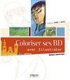 Livre numérique Coloriser ses BD avec Illustrator